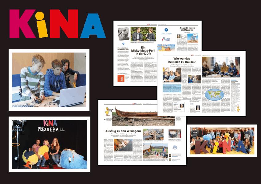 Das KiNa-Reporterprojekt des sh:z.
